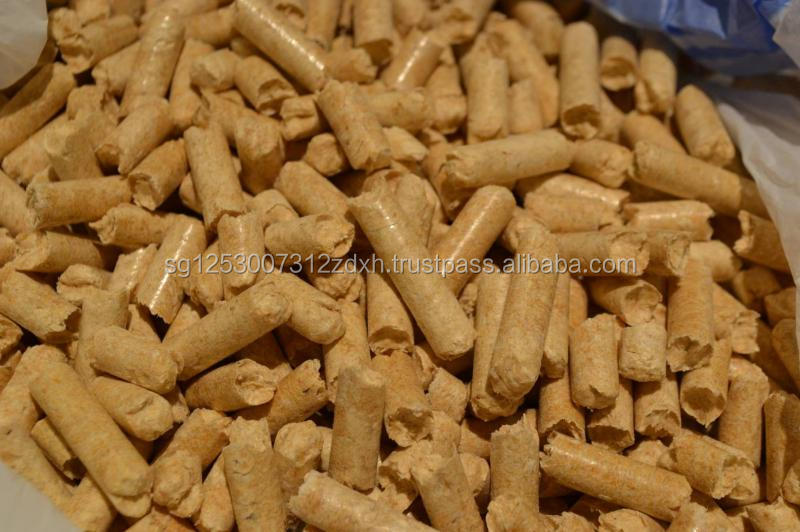 Din Plus / EN Plus Wood Pellets 6mm - 8mm