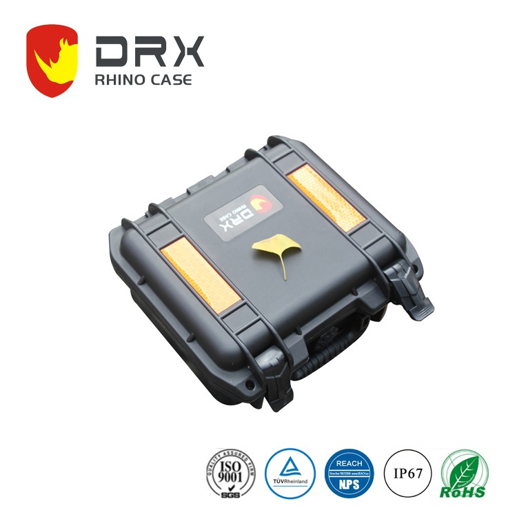 Waterproof Plastic Equipment Case For Camera, DSLR, GoPro, GPS