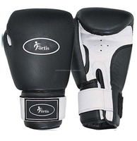 design your own wholesale training leather boxing gloves / fighting gloves
