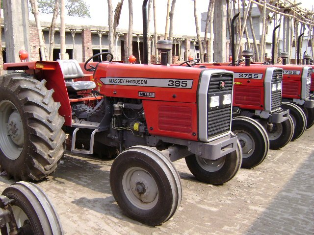 Messey Ferguson 385(85HP) 4WD Tractor Best Sale