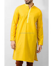 Yellow color mehndi Shalwar kameez suits for men , Orange color kurtas , Purple color kurta, Pakistani men casual wear kurtas ,