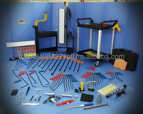 Paintless Dent Repair Full Tool Set