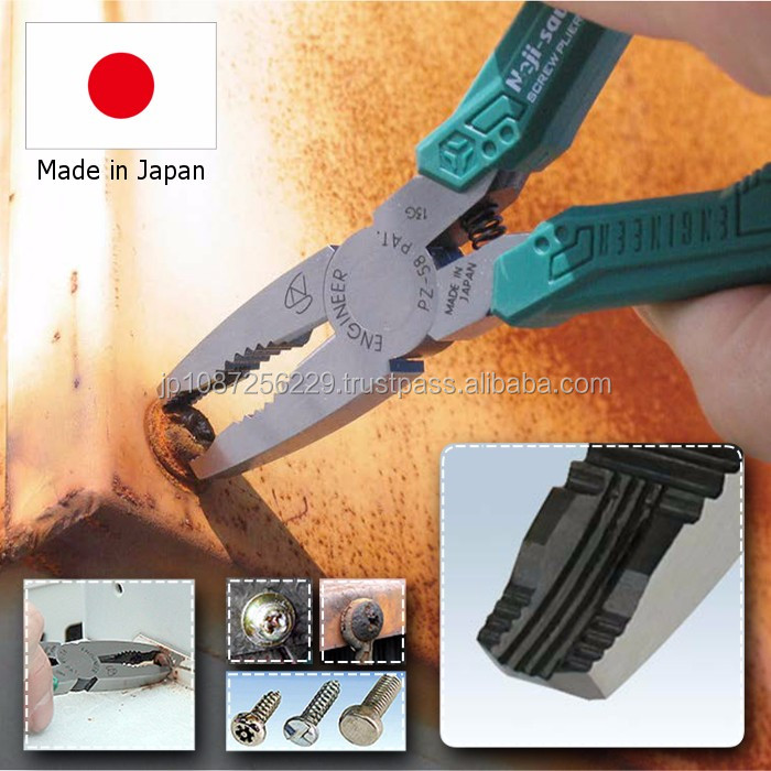 Patent and Multi purpose DIY tool made in Japan