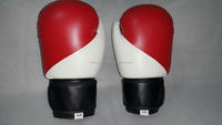 wholesale cheap boxing glove manufactures OEM boxing glove popular pu leather material