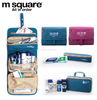 M Square - New Travel Series- Travel Toiletry Organizer