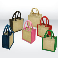 Jute bags buyer eco shopping bag recycle bag