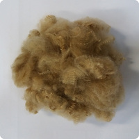 PET PLASTIC RECYCLE INTO HIGH QUALITY REGENERATED STAPLE FIBER