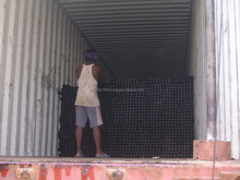 Black Square Steel Tubes for Africa/Latin America