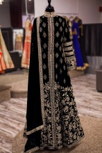 Designer Anarkali Indian Ethnic Bollywood Pakistani Party Wear Salwar Kameez