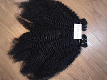 New arrivals best quality Products Kinky Curly Hair Extension Virgin Human Hair