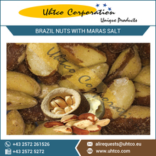 Brazil Nuts with Maras Salt