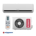 KFR 26 DC LUX NIPPON Air Conditioner Inverter with B/C energy class of cooling and heating