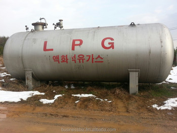 CHEAP USED LPG STORAGE TANK FROM KOREA