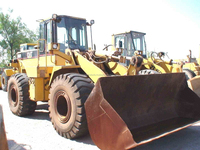 Used CAT wheel loader 966F for sale, good condiiton, original from Japan