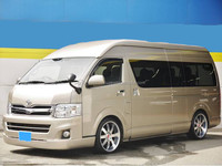 USED VANS - TOYOTA HIACE COMMUTER SUPER LONG GL TURBO (RHD 8090248)