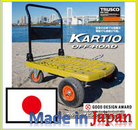 Off road use off road trailer at reasonable prices made in Japan