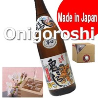 "[ ONIKOROSHI ] Delicious "" SAKE "" and Premium "" SAKE "" instead of korean rice wine for Professional small lot order available"