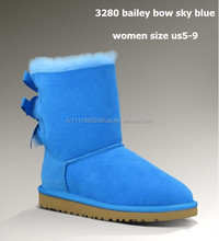 Hot Sale Fashion High Quality Ladies bailey bow 3280 Boots Cheap Boots