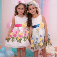 Kid clothes (dress, pants, t-shirt, polo, baju kurung)