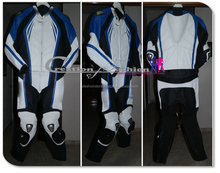 CFLMSM-1149 suit xrace divisibile white blue and block