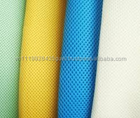 Wholesale cotton polyester beach mesh fabric