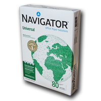 NEW Navigator A4 COPY PAPERS / LASER PAPER A4 80GSM / 75GSM / 70GSM