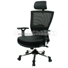 Gentleman : high quality mesh chair, pocket spring chair, Made in korea