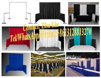 New arrival cosmetics trade show booth trade show portable exhibition booth for sale