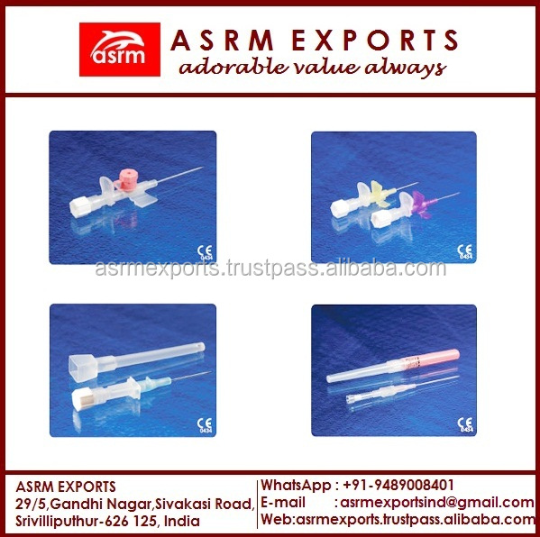 medical disposables iv cannula/ iv catheter/iv cannula /blister packing/ sizes 14g,16g,17g,18g,20g,22g,24g,26g