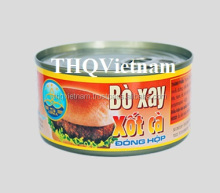 [THQ VIETNAM ] GROUND BEEF 185GR X 48 CANS