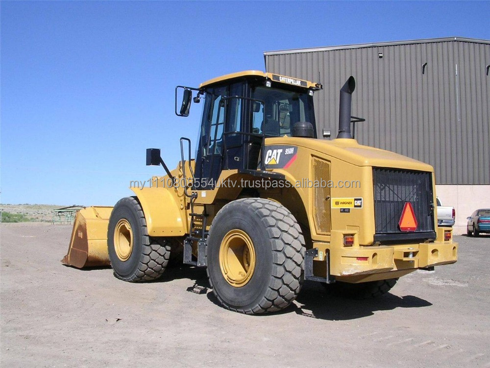 Very Cheap Used CAT 950H Wheel Loader/Caterpillar 950H 950 950F 966G 966H 966 Wheel Loader in