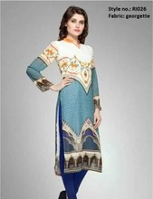Ethnic Kurtis, Printed Kurtis, Formal Wear