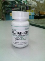 Glu Tru Glutathione skin Whitening and Glowing capsules