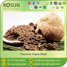 Animal Grade Organic Copra Meal Available at Premium Rate