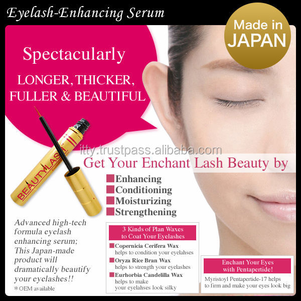 Eye lashes enhancing serum very hot selling in Asia , OEM available