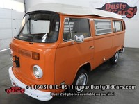 1973 Volkswagen Bus/Vanagon Runs Drives Body Inter Good Westfalia - See more at: www.dustyoldcars.com