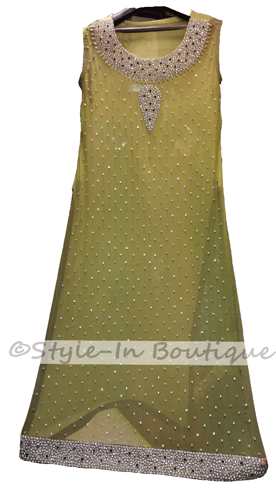 Exclusive Style-in Boutique's party wear Dress SZ-102