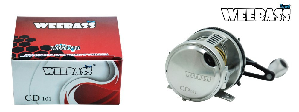 CD1 WeeBass Fishing Reel