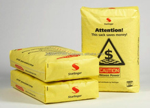 Block Bottom Cement Bag