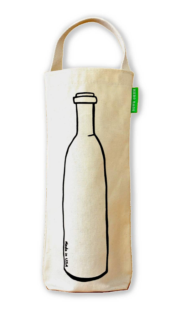 Canvas Wine Bag - Manufacturer in Turkey