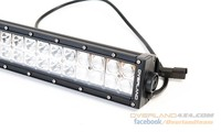 4X4 Accessories KACTUZ 240w by OVERLAND LIGHTECH for Nissan Navara