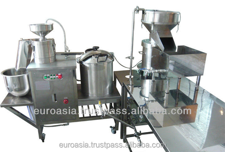 FRESH SOYA BEAN MILK PROCESSING LINE