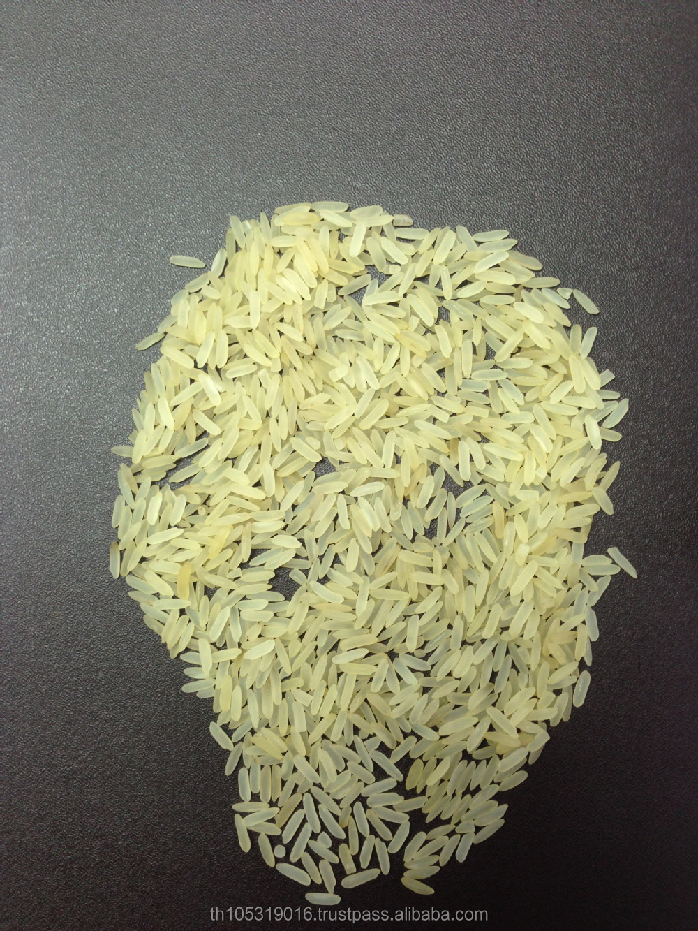 Thai Long Grain Parboiled Rice 5% Broken, Sortexed