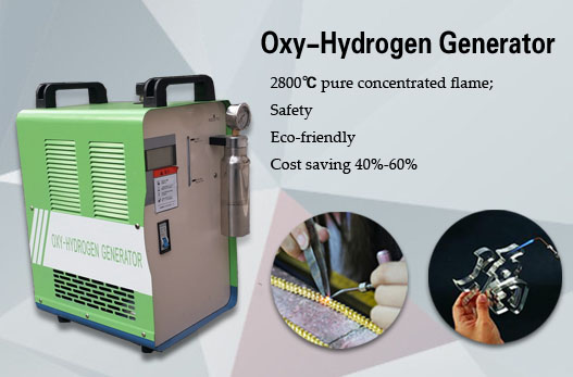 Cheap jewellery tools portable oxyhydrogen jewelry laser welding machine in china