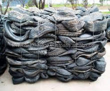 Used Tires Shredded or Bales/ Scrap Used Tires.