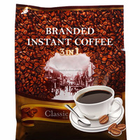 Instant Coffee 3 In 1 Packet