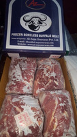 BEST QUALITY HALAL FROZEN BONELESS TOPSIDE /BUFFALO MEAT