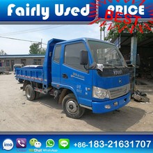 Widely Used 4x2 KAMA Small Dump Truck for sale
