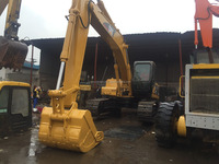 Used Machine Used Caterpillar 320C Crawler Excavator For Sale