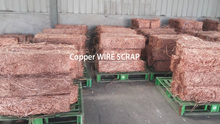 specifications for Copper Wire Scrap 99.99% Milberry